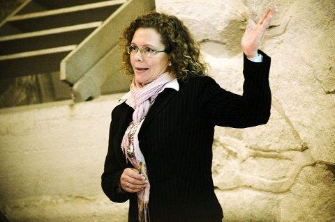 SLUTTER ETTER 12 ÅR: Siden 2008 har Marit Roxrud Leinhardt ledet helse- og omsorgsarbeidet i Ås kommune. Den siste tiden som kommunalsjef for helse og mestring.