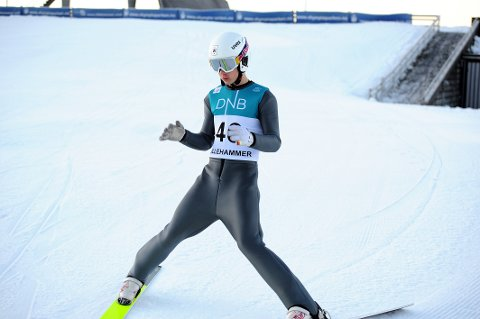 VENTER: Øystein Thorshov og Kollenhopp måtte avlyse treningssamlingen på Lillehammer i jula. Nå ser han frem til et nytt idrettsår.