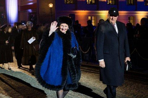 Dronning Sonja og kong Harald er invitert til Sunndal og premieren på musikkspillet om Lady Arbuthnott i juni neste år.