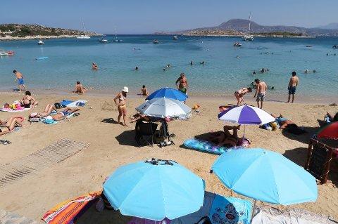 Det lønner seg å sjekke flere nettsider når du skal bestille ferie. (Foto: Halvard Alvik, NTB scanpix/ANB)
