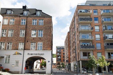 Et klart flertall er imot eiendomsskatt, viser en ny måling.