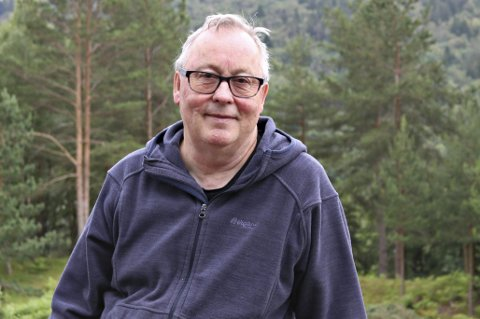 Fjellmann: Tor Helge Gravem setter stor pris på å tilbringe tid i Grøvudalen.