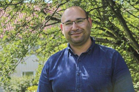 Ali Almohammad: Synes Møre og Romsdal har mange attraksjoner å by på.