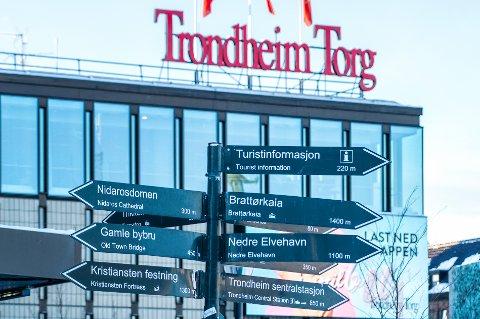Trondheim torg. Foto: Gorm Kallestad / NTB