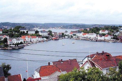 LISTETOPP: The Guardian mener Lyngør i Tvedestrand kommune er blant de beste øyene i Europa å besøke.