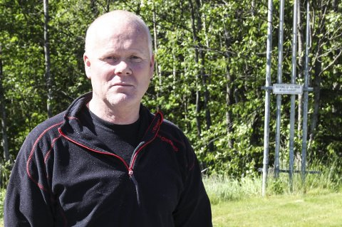 Vil VÆRE FRI: Leder i Gjerstad Senterparti, Odvar Voie Eikeland, sier at de ikke har noe ønske om å binde seg til de borgerlige partiene, og at partiet ikke har noen grunn til å bryte med Arbeiderpartiet nå.Foto: Ole Henrik Hansen / Arkiv
