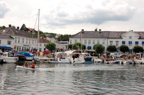Populær feriedestinasjon: Risør ligger på 8.plass for utleie av fritidsbolig, i følge en fersk undersøkelse.