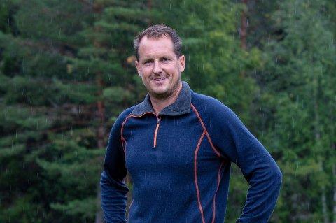 MED I FARMEN: Per Gunvald Haugen kommer inn som utfordrer på Farmen.