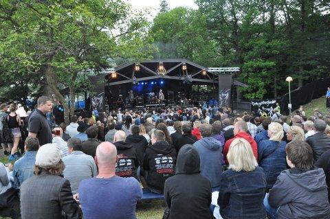 Det er ingen tvil om at arrangement som Fjellparkfestivalen også har stor betydning for reiselivet i Flekkefjord