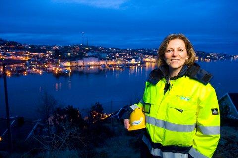 FORSTERKER NETTET: Seksjonsleder Torhild Fjermedal for nettutbygging i Agder Energi Nett ønsker samarbeid med Lister-regionen for å dimensjonere nettet riktig de neste årene.