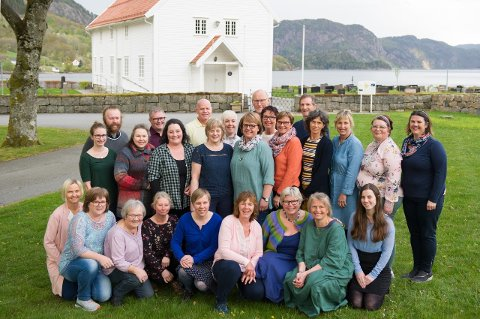 KONSERT: Lund Menighetskor holder konsert i Lund kirke førstkommende mandag.