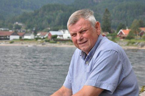 FLEIRE SIRDØLAR: Rolf Marthon Hompland ønskjer seg fleire sambygdingar.