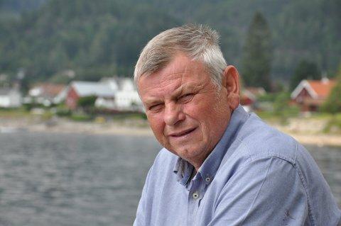 REKORD: – Dersom det blir politisk flertall for å bruke hotellet tror jeg det må være rekord i å overkjøre sirdøler, sa Rolf Marthon Hompland (KrF) i dagens formannskapsmøte.