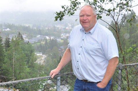 KATASTROFE: Isak Liland (H) mener forslaget er en katastrofe for både småkraftaktører og Sirdal kommune.