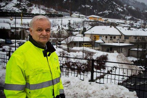 AVSLÅR KLAGE: Rådmannen i Lund foreslår å avslå klagen til Kurt Kjellesvik (avbildet) om at reguleringsplanen for flomsikring av Moi er feil behandlet. Kjellesvik klager blant annet på at planen ikke er godt nok offentliggjort, da han mener den vil påvirke allmennheten i stor grad.