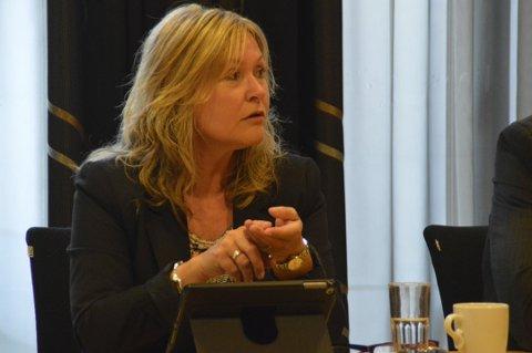 IKKE ENIGE: Trine Nilsen Klungland forklarte at Arbeiderpartiet var delt i denne avgjørelsen.