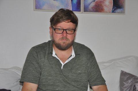 KRISTISK: Frank Lund stiller seg kritisk til at Telenor har brukt en ekstern selger som har gitt opplysninger som viste seg å ikke stemme.