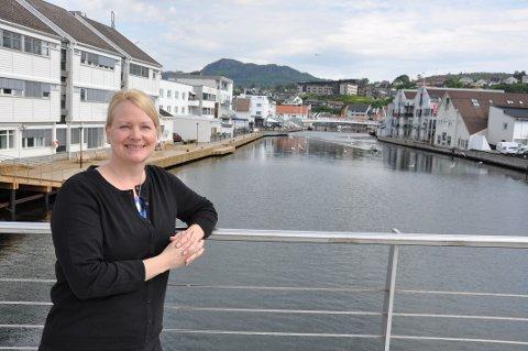 STERK TEKST: Tanja Karen Eie, norsk-amerikaner som flytter hjem til Norge, gir ut boken «Snekkerens datter».