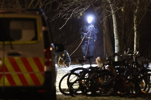 PÅ LETING: Politiet leter etter tre mulige mistenkte etter at en mann skal ha blitt skutt på Bjølsen lørdag kveld.