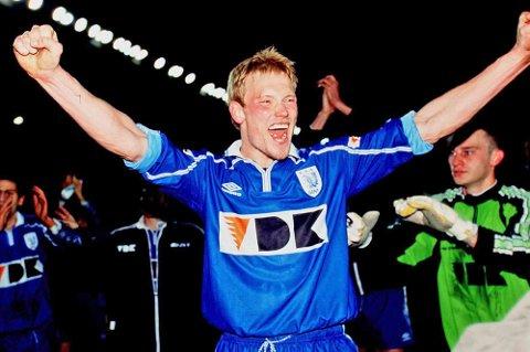 HELT: Ole Martin Årst er fortsatt en stor helt i Gent, selv om det er over 20 år siden han spilte for klubben.
