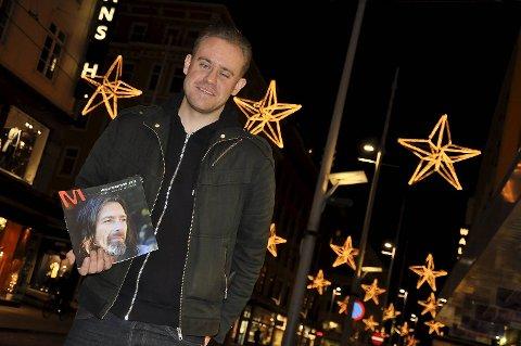 Petter Lønningen er redaktør i Megafon fram til nyttår.