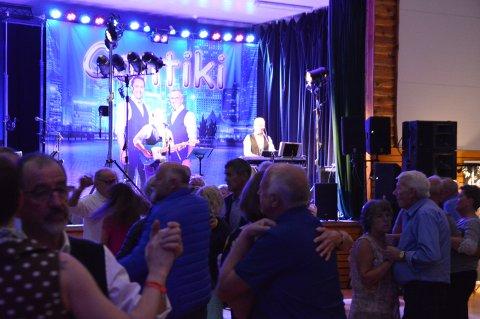 Frå dansegallaen i Hordabøhallen laurdag 7. september.