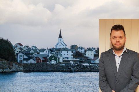 Kim André Vangberg byrja som Helse- og omsorgssjef i desember i fjor.