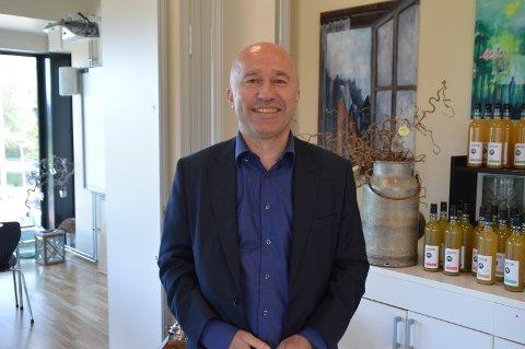 Leiv Helge Klævold er den nye administrerande direktør for Veltec AS.