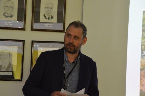 Administrerande direktør på Framo Flatøy, Richard Sulen.
