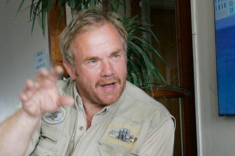 Kurt Oddekalv legger ikke fingrene i mellom i brevet til departementet.