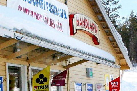 Handlar´n i Jäckvik.