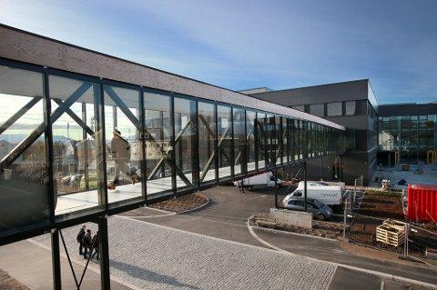 Nye Bodø Videregående Skole åpner snart.Torggata.