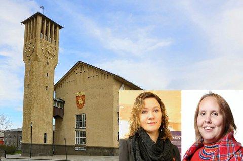 Wanja Sæther, leder for Krisesenteret i Bodø har hyret advokat for å få tilsyn med barneverntjenesten. - Alvorlig at man ikke kan kommunisere, beskriver leder i kontrollutvalget, Inga-Lill Sundset.