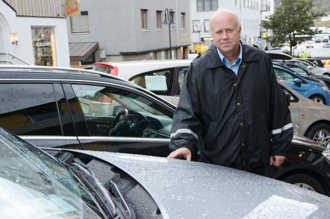 Terje Strand opplyser at kommunen vil innføre en mobilløsning som er helt gratis å bruke.