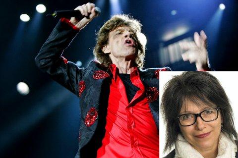 Astrid Nøklebye Heiberg ble statssekretær da hun var 77. Mick Jagger saksøkte «Vi over 60» da han kom på forsida. Bob Dylan (74) lever ut sitt postulat; «the man who ain't busy living, is busy dying».