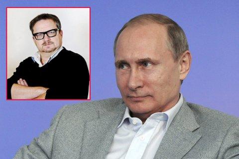 Sneve og Vladimir.