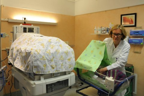 Det fødes flere barn med snusabstinenser som følge av mors snusbruk i svangerskapet, forteller Ingebjørg Fagerli.