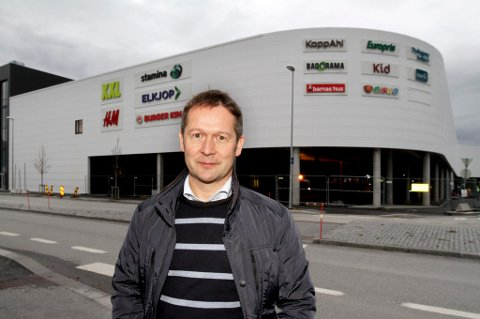 Administrerende direktør i Coop Nordland, Lars Arve Jakobsen, er fornøyd med året som gikk.