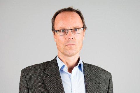Avdelingsdirektør Ole Inge Bekkelund i Kirkerådet er ansvarlig for forvaltning og drift av Den norske kirkes medlemsregister. kirken.no