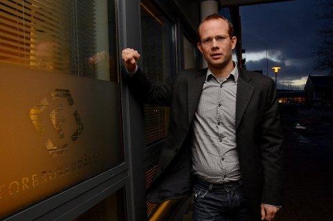 Skuffet. Torgeir Øines, Forbrukerrådets regiondirektør i Nordland.