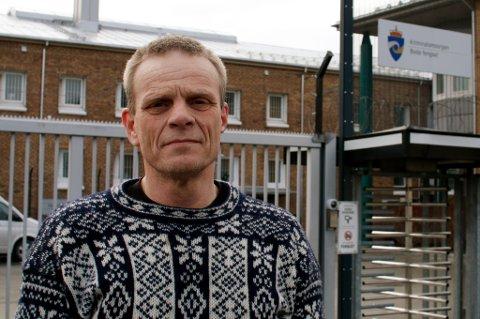 Tor-Harry Lind ble denne uka løslatt fra Bodø fengsel. Han har sterke synspunkter på mye av det som foregår bak murene.