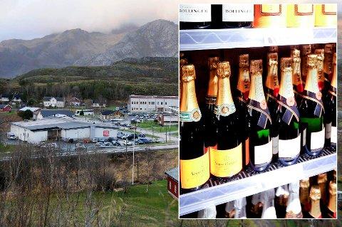 Boligbygging: Det foreslås åbygge flere boliger i Leinesfjord neste år.