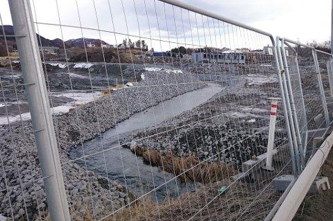 Fylkesmannen i Nordland mener akuttutslippet den 13. juni kan få senvirkninger for fiskebestanden i elva.