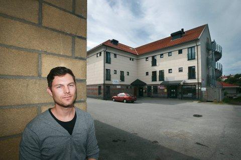 Administrerende direktør Are Skancke Andreassen.Mørkved.
