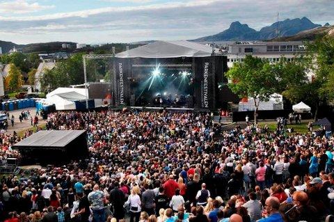 Det er nå endelig klart; Parkenfestivalen 2021 blir avlyst.