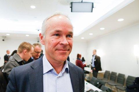 Kommunal- og moderniseringsminister Jan Tore Sanner (H).