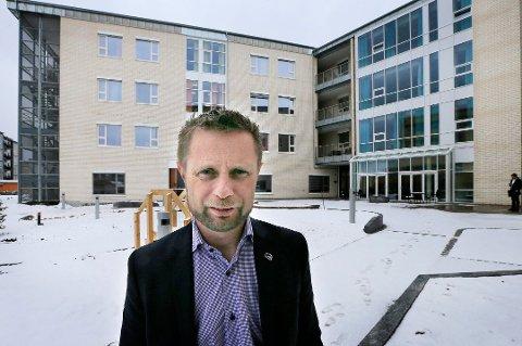 – Jeg tror ikke det finnes en person som er opptatt av helse som ikke har fått med seg debatten i Nord-Norge, sier helseminister Bent Høie til AN et par timer etter at styret fattet vedtak om å opprette et PCI-tilbud i Bodø.