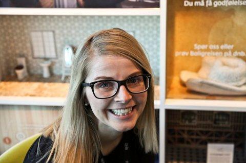 Karianne Dalsbø er banksjef i DNB