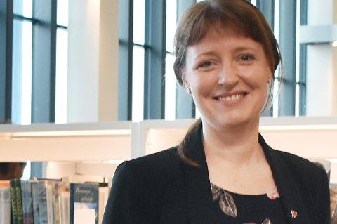 Fylkesråd for kultur, miljø og folkehelse Ingelin Noresjø (KrF) i Nordland.