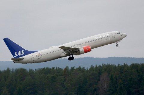 SAS fortsetter med direkterute mellom Bodø og Stockholm denne sommeren.